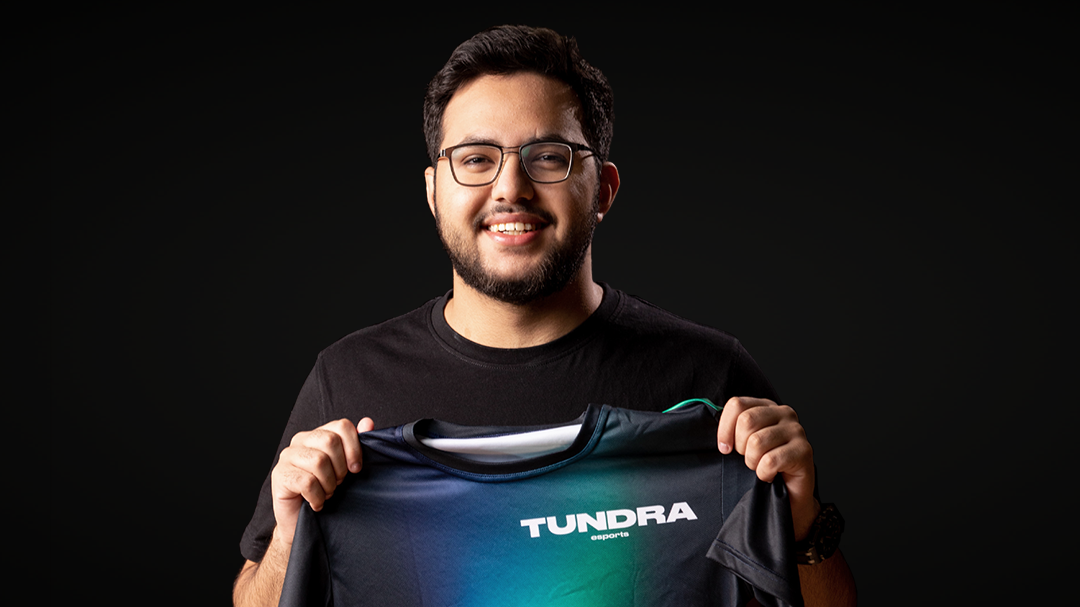 Welcome to Tundra Esports!